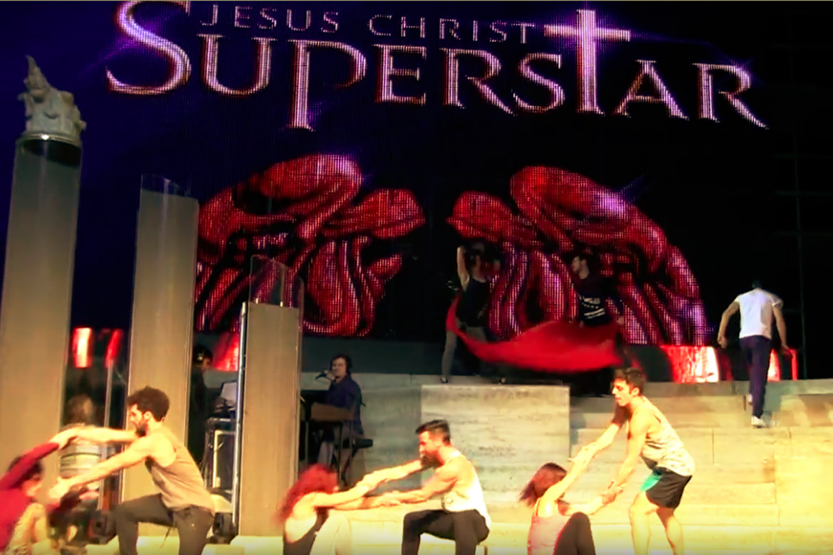 Jesus Christ Superstar in Martiniplaza